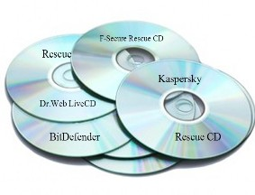 1.rescue disks
