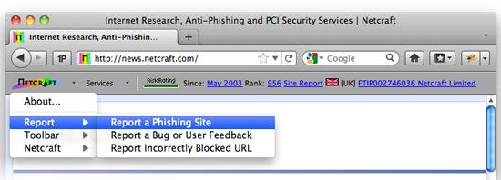 Veebilehitseja Firefox turvalisus