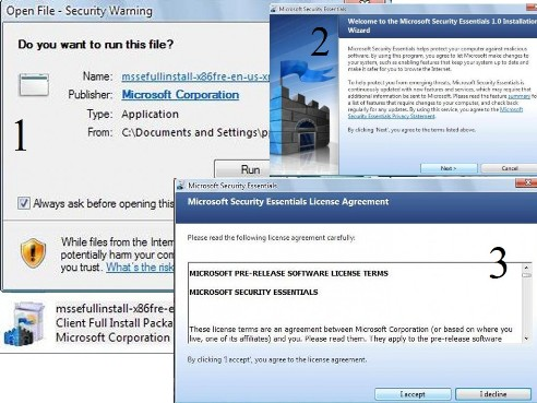 good anti-virus freeware Microsoft Security Essentials