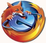 Funny Mozilla Firefox and Internet explorer