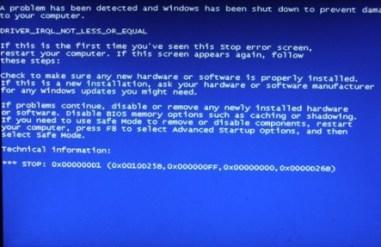 Windows jooksis kokku
