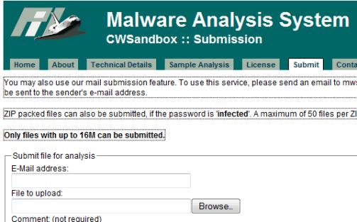 malware online scanner