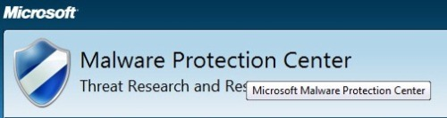 Microsoft Malware Protection