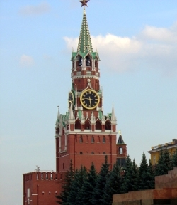 Moscow, Kreml