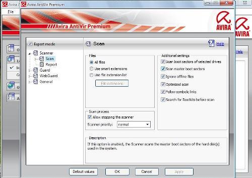 Avira Antivir Premium