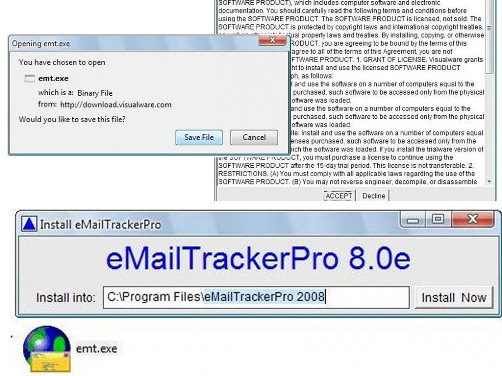 Free Download eMailTrackerPro