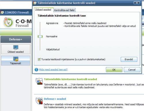 Configuring Comodo Firewall