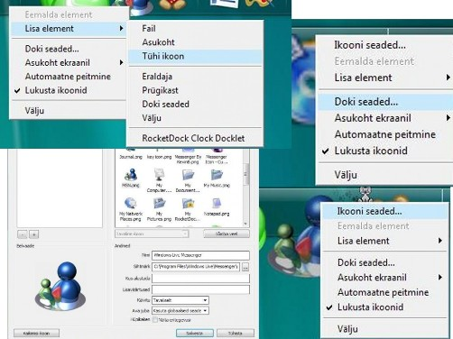 best free dock program Rocketdock
