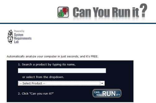 How to check if a game will run on your computer