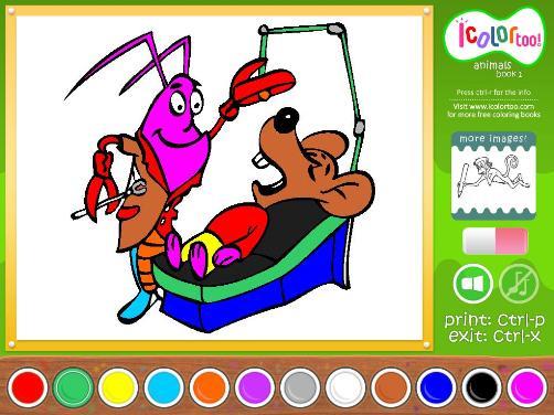 tasuta värviraamat lastele