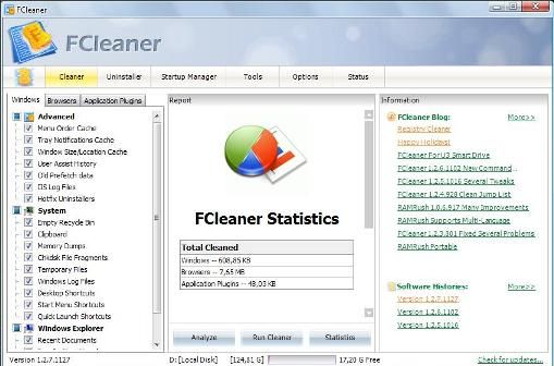history and privacy cleaner freeware