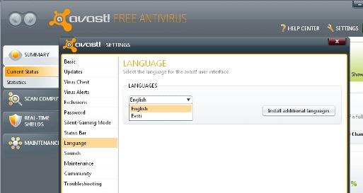 avast! free eesti keeles