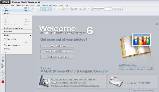 Photo Designer freeware