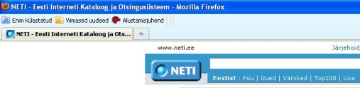 mozilla firefox no toolbar