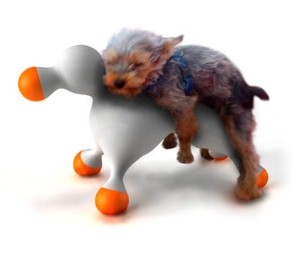 seks mänguasi koertele