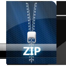 zip failide avamine