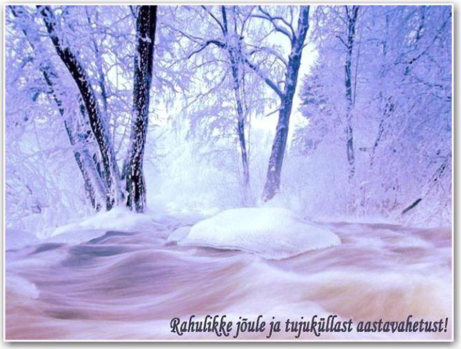 Taustapildid talvest, talvisest loodusest ja imelisest jõuluajast (5/6)