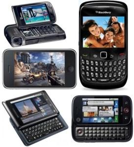smart phone - nutitelefonid video vaatamiseks