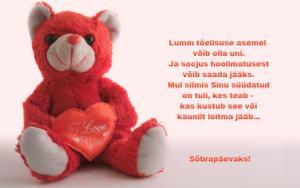 Salm armastusest