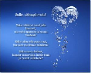 Armastuse luule
