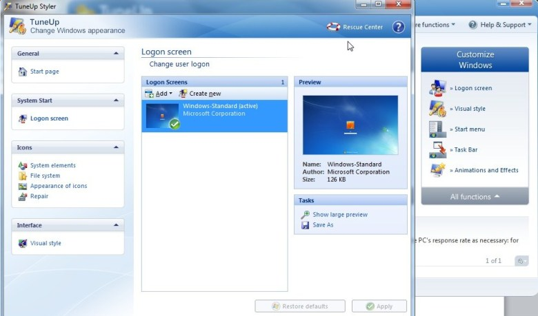 Kuidas muuta windows sisselogimise pilti