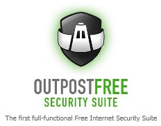 Outpost security suite freeware