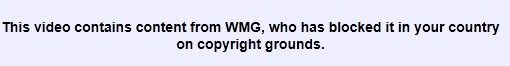 What to do if video contains content from WMG