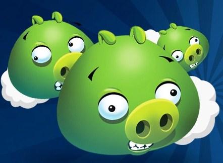 Angry Birds tasuta android telefonidele