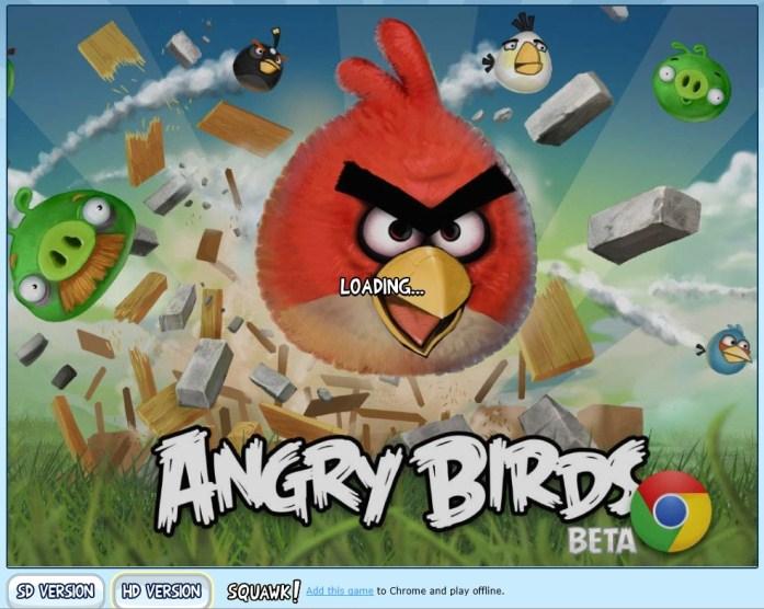 Angry Birds ehk Vihased Linnud