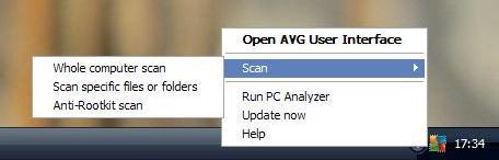 Tasuta AVG antivirus installeerimine arvutisse