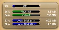 Partitsiooni jagamine kaheks kettaks XP, Vista, Windows 7