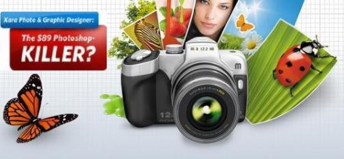 Photo and Graphic Designer - Adobe Photoshop alternative