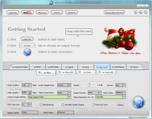 Videote konventeerija HD Video Converter Deluxe