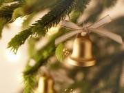 Jõulukellukesed jõulukuusel