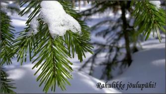 Jõulupühi soovides, kaardid ja luuletused