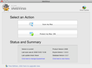 Mac freeware antiviruses