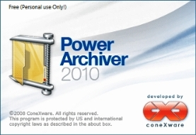 PowerArchiver Freeware