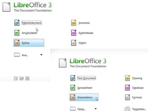 Tasuta tekstitöötlus ja arvutustabel firmadele