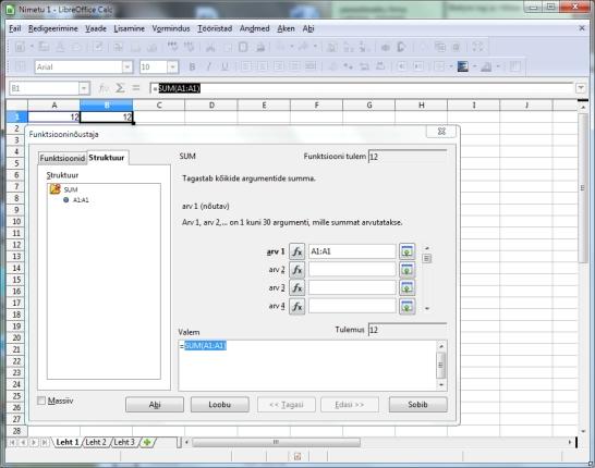 Eesti keeles tasuta tekstitöötlus ja tabelarvutus tarkvara