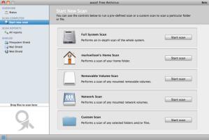 Freeware antiviruses for MAC OS X (APPLE)