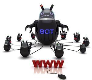 Interneti robotid