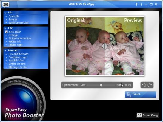 Piltide halva kvaliteedi automaatme parandamine