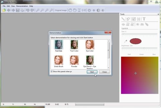 Näojoonte korrigeerimine ja parandamine fotodel.