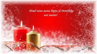 Head vana aasta lõppu soovid