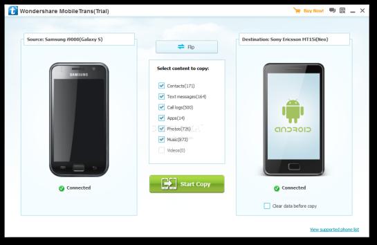 Mobiiltelefonide andmete varundamine ja kopeerimine.