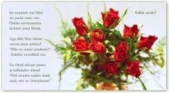 Luuletused emadepäevaks lastele