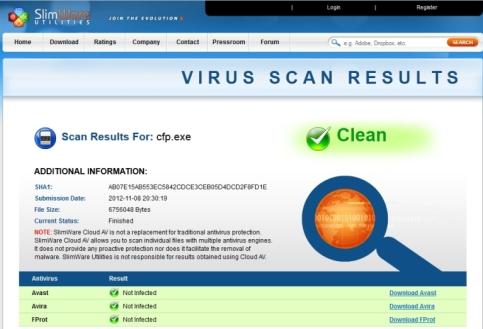 Viiruse kontroll programmidest