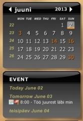 Free desktop calendar 2013, 2014 etc