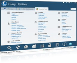 Free download Glary Utilities Pro full version - legal serial key