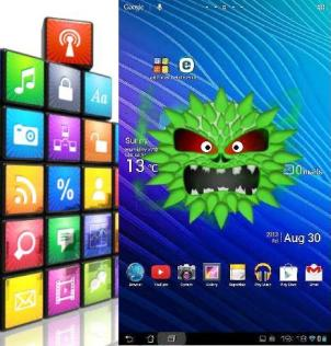 Android virus symptoms and protection